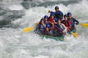 Rafting Schlauchboot