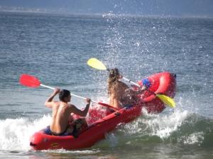Schlauchboot-Zubehör: Paddel